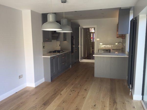 Kitchen fit Bristol