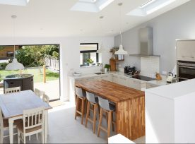 Single storey extension Bristol